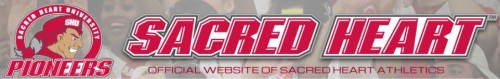 Sacred Heart Men's Lacrosse Banner