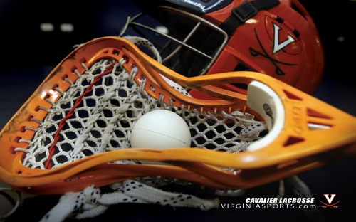 Virginia Men's Lacrosse Banner