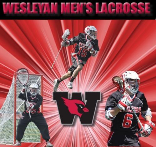 Wesleyan Men's Lacrosse Banner