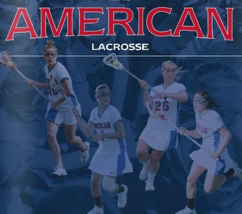 American Women's Lacrosse Banner