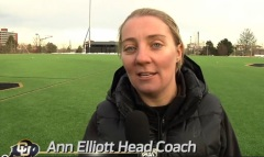 Ann Elliott Head Coach Colorado Women's Lacrosse