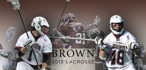 Brown Men's Lacrosse Banner