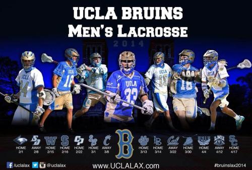 UCLA Men's Lacrosse