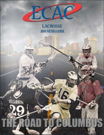 ECAC Men's Lacrosse 2014 Media Guide