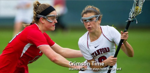 Stanford Women's Lacrosse vs Harvard