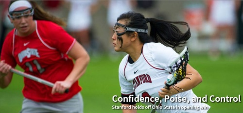 Stanford Women's lacrosse vs Ohio State