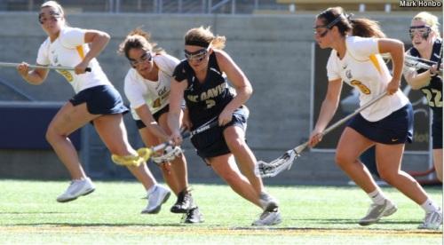UC Davis Women's Lacrosse 2014