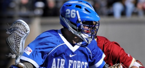 The Falcons' offense struggled in the team's first road game of the season, as Air Force dropped a 6-4 decision to VMI on Sunday. Senior captain Erik Smith tallied a pair of goals to lead the Falcons' offense, while junior Keith Dreyer added two assists.  SCOUTING THE FALCONS...  Air Force enters this weekend with a 2-3 overall record and 0-0 mark in the ECAC. Senior Tommy McKee leads the Falcons' offense with 13 points on the season, including a team-high 11 goals, while senior Mike Crampton (9g, 2a) and junior Keith Dreyer (3g, 8a) have added 11 points each.  SCOUTING THE KNIGHTS...  Bellarmine, which is currently receiving votes in both the USILA coaches' poll and Warrior Media Poll, enters this weekend with a 4-0 record on the year and an 0-0 ledger in ECAC action. Freshman Tucker Ciessau leads the Knights' offense with 14 goals on the season, while senior Chad Mitchell has added 10 points, including a team-leading seven assists. Meanwhile, netminder Will Haas holds a 6.50 GAA, while averaging 11.5 saves per contest.  THE OFFENSE WINS IT...  In its three losses this year, Air Force's offense has struggled to find the back of the net, averaging just six goals per game. In contrast, the Falcons have averaged 16 goals per game in their two victories.  DEFENSE STANDS STRONG...  While the Falcons' offense struggled versus VMI last week, scoring just four goals, the defense had a solid effort, holding the Keydets to just six goals, the lowest scoring output for an Air Force opponent this season. Additionally, Air Force recorded a season-high 16 caused turnovers, led by junior long-stick midfielder Kyle O'Brien, who registered three caused turnovers versus VMI.