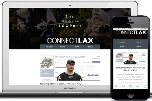 http://www.connectlax.com/newsletter