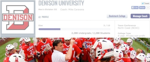 Denison Men's Lacrosse