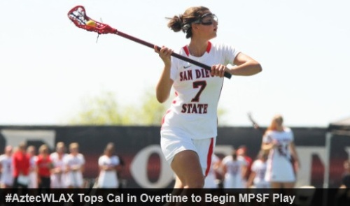 San Diego State Women's Lacrosse vs Cal