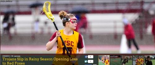 USC Women's Lacrosse vs Marist