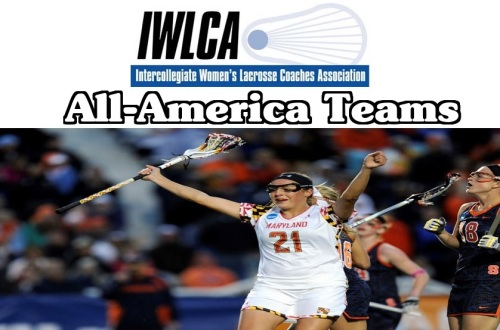 2014 All-America Teams Women's Lacrosse