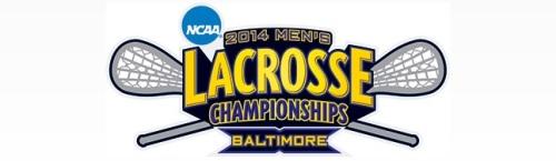 2014 NCAA Men's Lacrosse Championships Banner