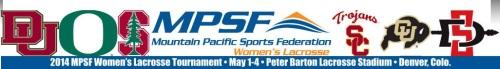 MPSF Women's Lacrosse 2014 Championships