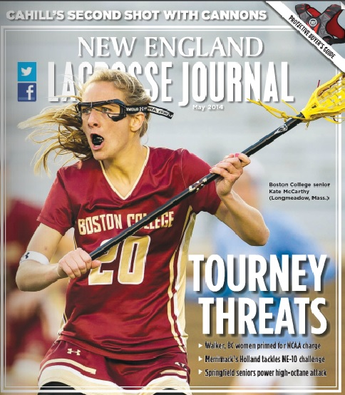 New England Lacrosse Journal May 2014