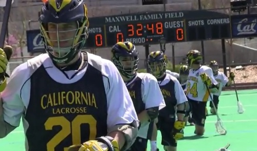 Cal Men's Lacrosse 50th Anniversary