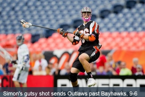 Denver Outlaws vs Chesapeake Bayhawks June 21