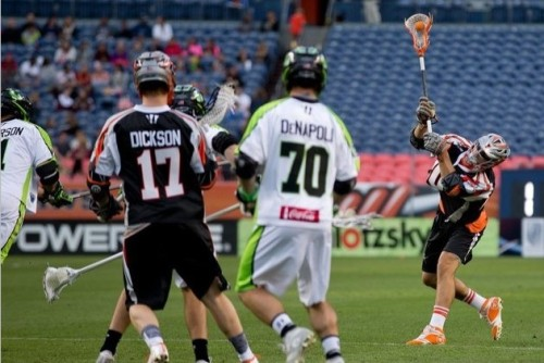 Denver Outlaws vs NY Lizards June 16