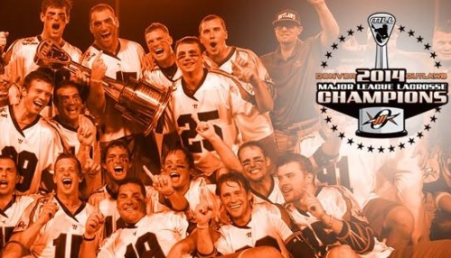 The Denver Outlaws outscored the Rochester Rattlers 6-1 in the fourth quarter to win the franchise's first MLL Championship. Drew Snider scored the game-winning goal with 56 seconds left in the game, to seal the 12-11 victory for the team and earn them the Steinfeld Trophy. It was Denver's fifth MLL Championship appearance in nine years as a franchise. The Outlaws are the only MLL franchise to make the playoffs in each year of existence. John Grant Jr. was named the Coca Cola Championship Final MVP for his three-goal, four-point performance tonight. Chris Bocklet started the scoring, netting a goal 19 seconds into the first quarter—the quickest goal in MLL Championship history since 2005, the earliest year statistical information was available for. The Rattlers answered with five straight goals to close out the first quarter, and took a 5-1 lead into the second. Domenic Sebastiani ended the scoring drought for Denver, to cut the Rochester lead to 5-2 early in the second quarter. Denver capitalized on a man-up opportunity after Rochester's John Lade was called for pushing, as Bocklet netted his second goal of the night. Junior continued the scoring for Denver, working the crease to sneak one by Rochester goalie John Galloway and cutting the Rochester lead to 6-4 heading into halftime. Faceoff specialist Anthony Kelly was 8-12 (.667) in the first half, playing despite injuring his Achilles and missing the last two games before playoffs. He finished the game 14-25 (.560) on faceoffs. Rochester scored two in the third to extend its lead to 8-4. Eric Law worked the crease, showing off some Junior-like moves, to net his first goal of the night and make it 8-5. Rochester answered with a goal of their own, but Sieverts found net to make it 9-6. Rochester added one more to end the third quarter and take a 10-6 lead into the final quarter of play. Junior netted two goals early in the fourth, including his signature behind-the-back move, to cut Rochester's lead to 10-8. On the team's next offensive possession, Junior dished it off to Law in front of the goal for the team's third goal in a row, to make it 10-9—the narrowest Rochester lead since early in the first quarter.